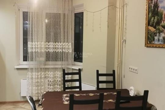 4-комнатная квартира, 80 м<sup>2</sup>, 16 этаж