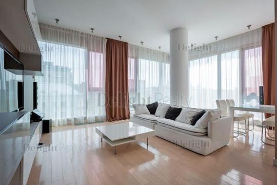 3-комнатная квартира, 126 м<sup>2</sup>, 6 этаж