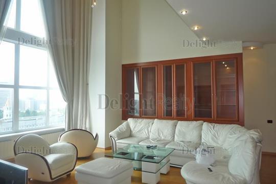 5-комнатная квартира, 280 м<sup>2</sup>, 11 этаж