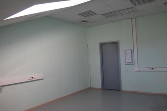 Офис, 54 м2, класс B