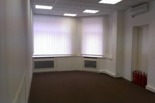 Офис, 1445 м<sup>2</sup>, класс B