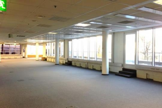 Офис, 12738 м2, класс A
