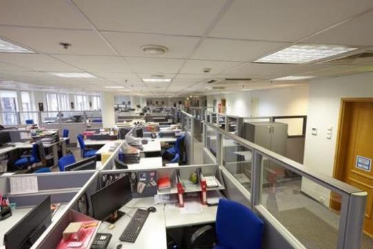 Офис, 12738 м<sup>2</sup>, класс A