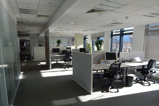 Офис, 34500 м2, класс A