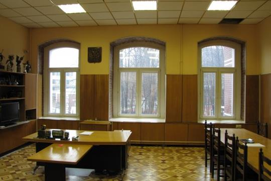 Офис, 1300 м<sup>2</sup>, класс C