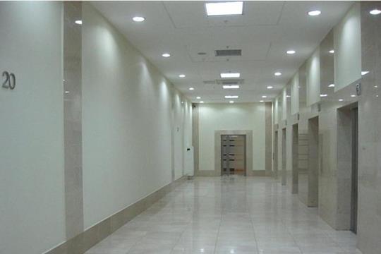 Офис, 28666 м2, класс A