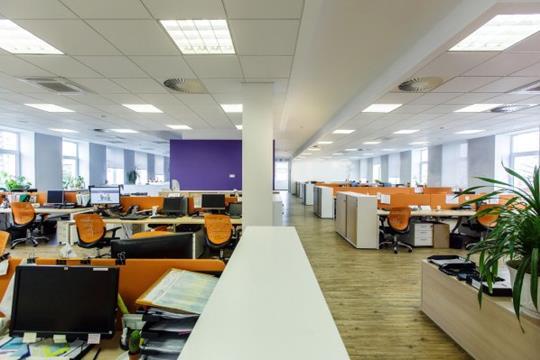 Офис, 60000 м<sup>2</sup>, класс B+