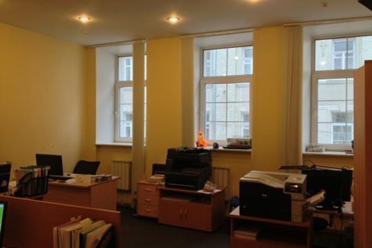 Офис, 680 м<sup>2</sup>, класс B