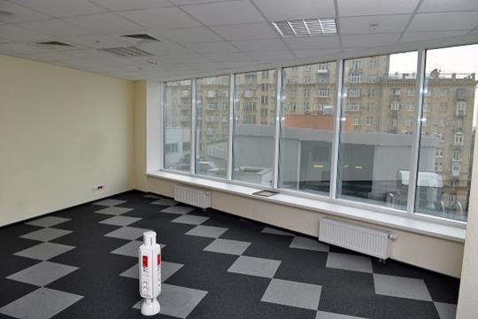 Офис, 76000 м<sup>2</sup>, класс A