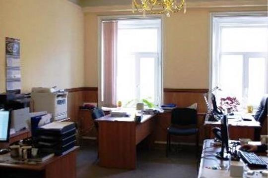 Офис, 1897 м<sup>2</sup>, класс B+