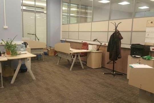 Офис, 36890 м2, класс A