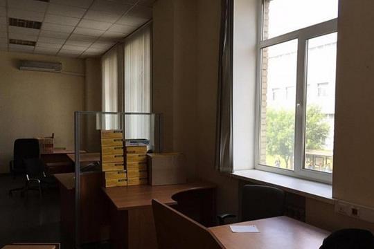 Офис, 4000 м<sup>2</sup>, класс C