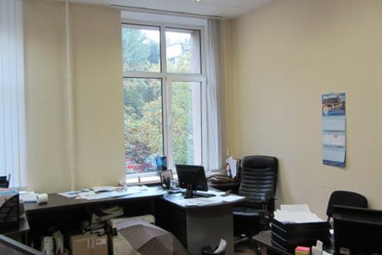 Офис, 5500 м2, класс B+