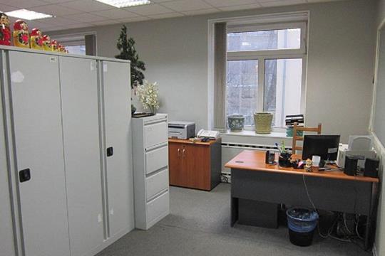 Офис, 1293.1 м<sup>2</sup>, класс B