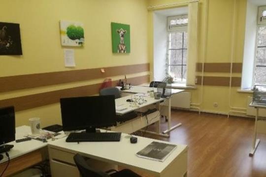Офис, 3323 м<sup>2</sup>, класс B