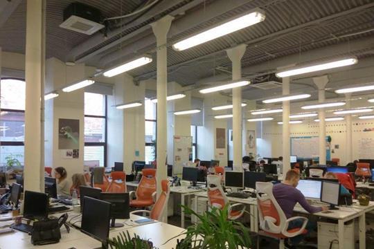 Офис, 350.78 м2, класс B+