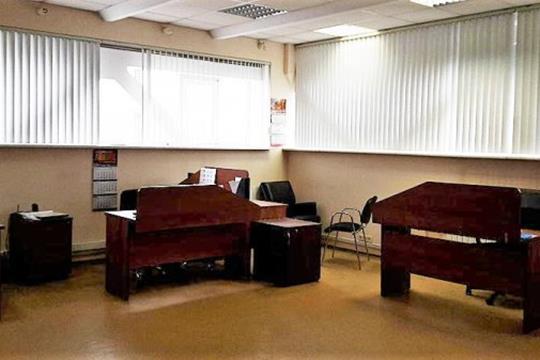 Офис, 4312 м<sup>2</sup>, класс B