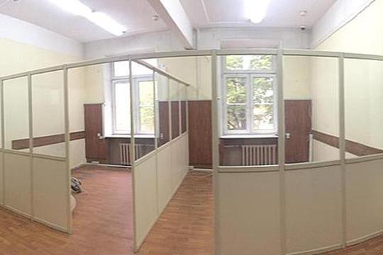 Офис, 65.3 м2, класс C