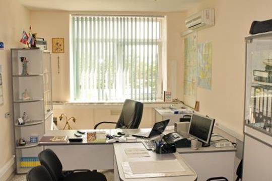 Офис, 9400 м2, класс B