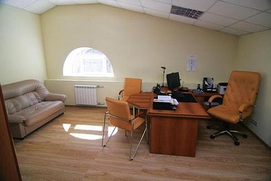 Офис, 220 м2, класс B