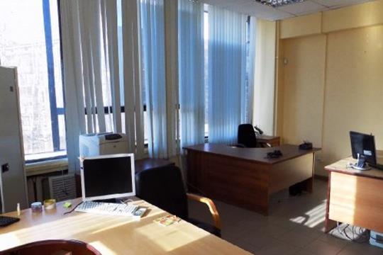 Офис, 800 м2, класс C