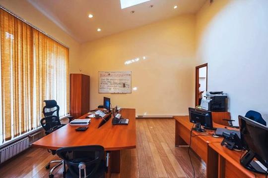 Офис, 1040 м2, класс B