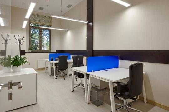 Офис, 4587 м2, класс A+