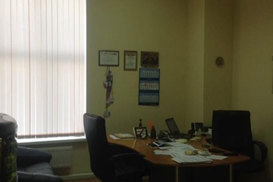 Офис, 10500 м<sup>2</sup>, класс B
