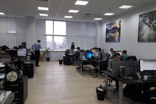 Офис, 33000 м<sup>2</sup>, класс B+