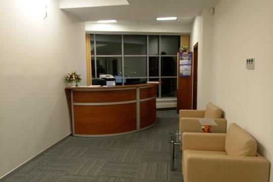 Офис, 5000 м<sup>2</sup>, класс A
