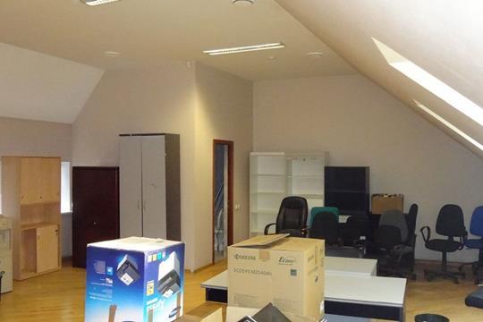 Офис, 78.9 м2, класс B
