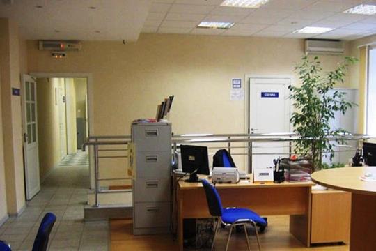 Офис, 1600 м2, класс A