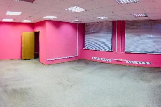 Офис, 56.22 м2, класс C