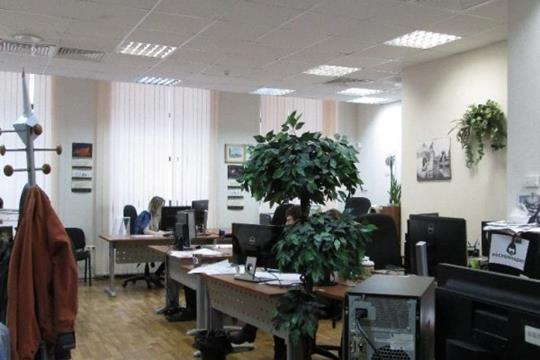 Офис, 125352 м<sup>2</sup>, класс B+