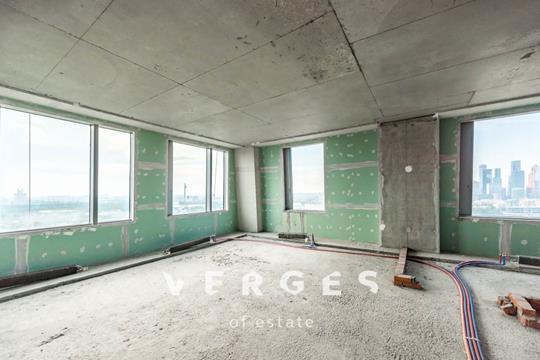 3-комн квартира, 124 м2, 25 этаж