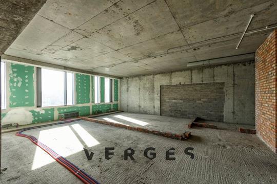 3-комн квартира, 107 м2, 12 этаж