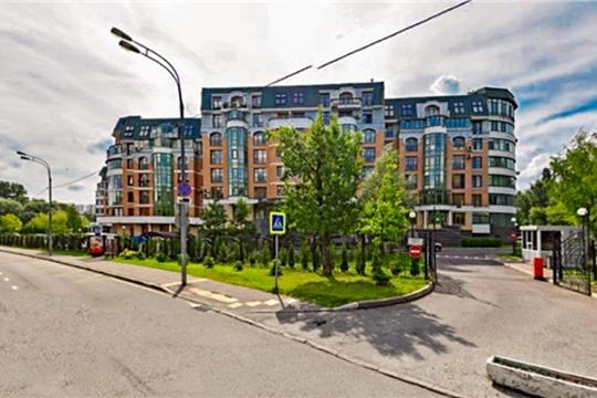 3-комнатная квартира, 195 м<sup>2</sup>, 2 этаж