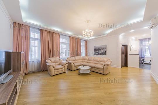 3-комнатная квартира, 110 м<sup>2</sup>, 2 этаж