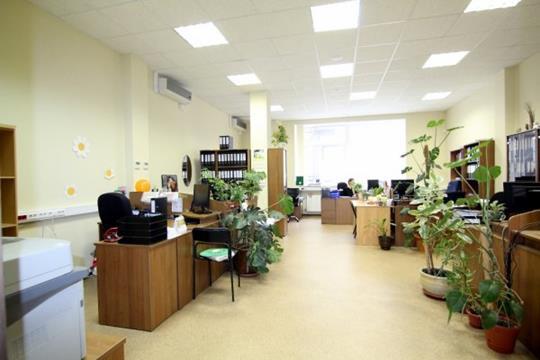 Офис, 50000 м2, класс B+