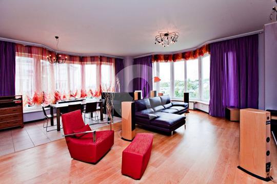 3-комнатная квартира, 144 м<sup>2</sup>, 5 этаж