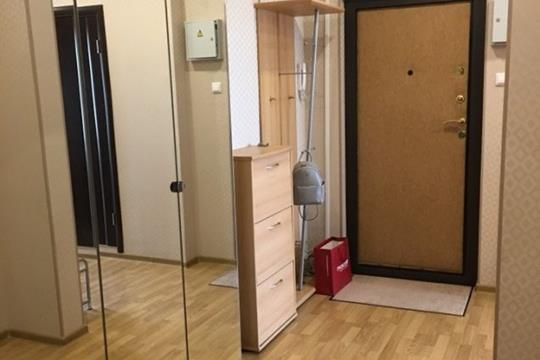3-комнатная квартира, 64 м2, 12 этаж