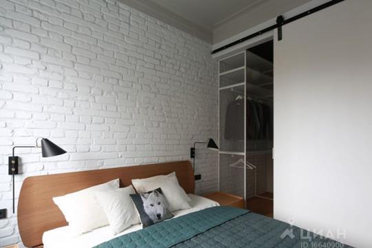 2-комнатная квартира, 48 м<sup>2</sup>, 4 этаж