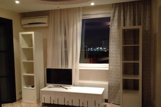 2-комнатная квартира, 55 м<sup>2</sup>, 22 этаж