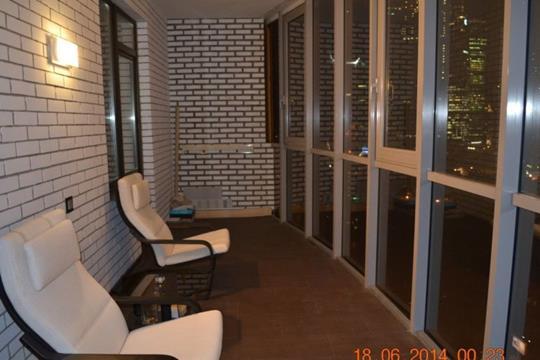 2-комнатная квартира, 55 м2, 20 этаж