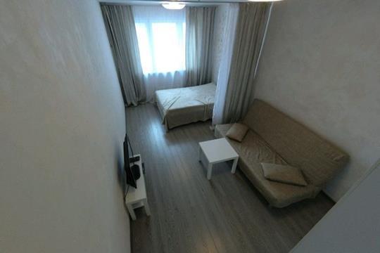 1-комн квартира, 35 м2, 19 этаж
