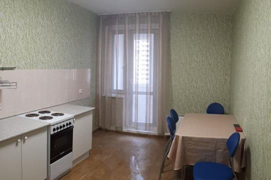 1-комн квартира, 36 м2, 11 этаж