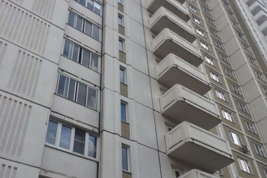 1-комн квартира, 35 м2, 18 этаж