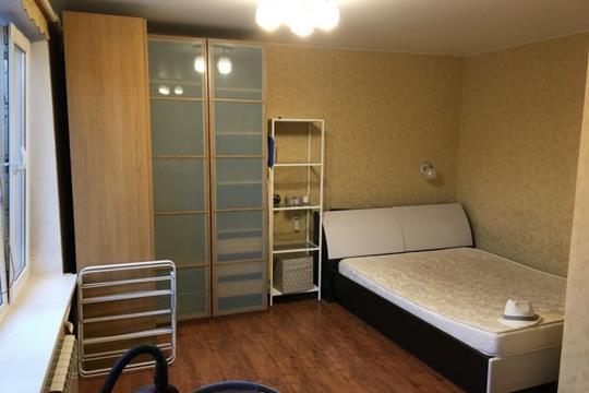 1-комнатная квартира, 36 м<sup>2</sup>, 7 этаж