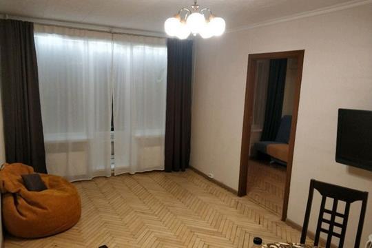 2-комнатная квартира, 53 м<sup>2</sup>, 2 этаж