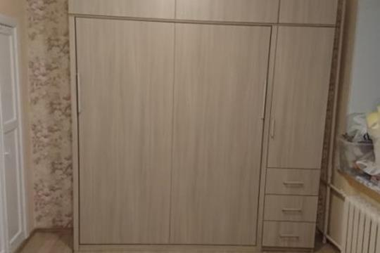 1-комнатная квартира, 36 м2, 3 этаж
